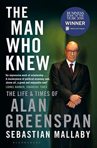The Man Who Knew von Sebastian Mallaby
