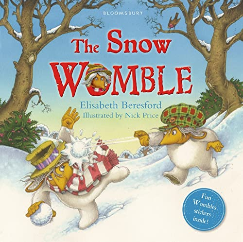 The Snow Womble by Elisabeth Beresford