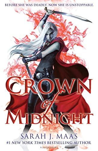 Crown of Midnight von Sarah J. Maas