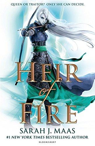 Heir of Fire von Sarah J. Maas