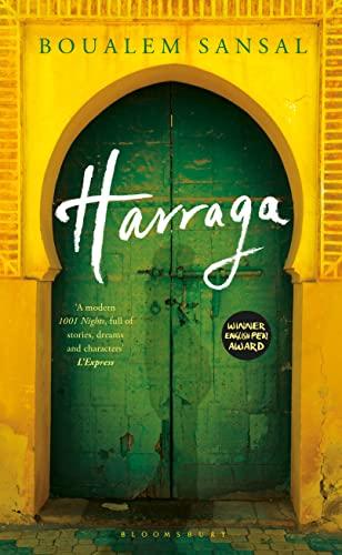 Harraga By Boualem Sansal