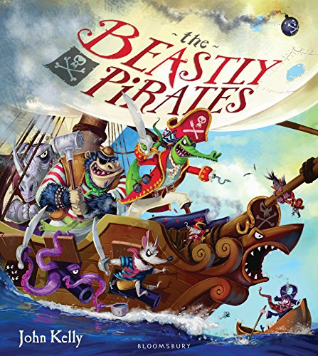 The Beastly Pirates By John Kelly