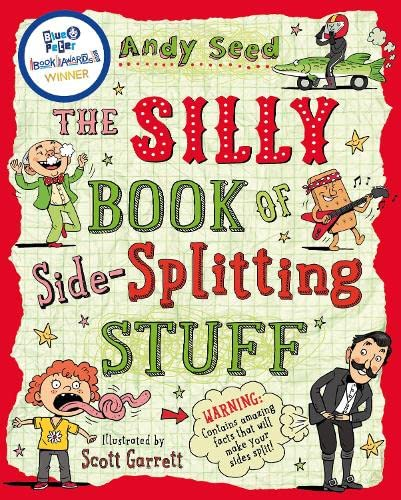 The Silly Book of Side-Splitting Stuff By Andy Seed (Author)