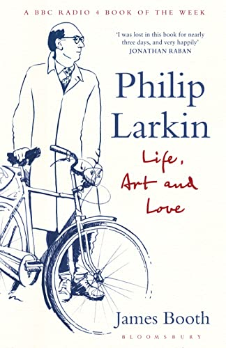 Philip Larkin By James Booth