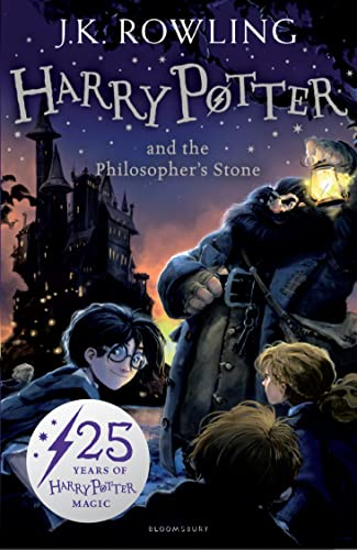 Harry Potter and the Philosopher's Stone: 1/7 (Harry Potter 1) By J. K. Rowling