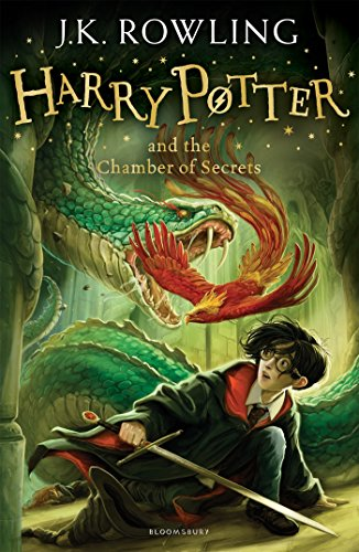 Harry Potter and the Chamber of Secrets: 2/7 (Harry Potter 2) By J. K. Rowling