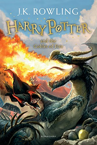 Harry Potter and the Goblet of Fire: 4/7 (Harry Potter 4) By J. K. Rowling
