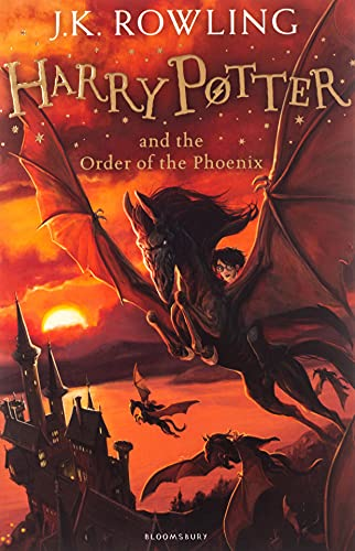 Harry Potter and the Order of the Phoenix: 5/7 (Harry Potter 5) By J. K. Rowling