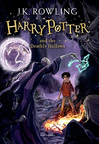 Harry Potter and the Deathly Hallows: 7/7 (Harry Potter 7) By J. K. Rowling