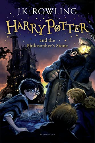 Harry Potter and the Philosopher's Stone von J.K. Rowling