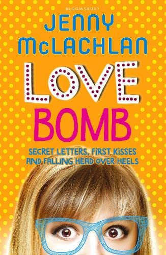 Love Bomb by Jenny McLachlan