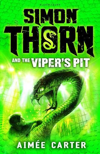 Simon Thorn and the Viper's Pit von Aimee Carter