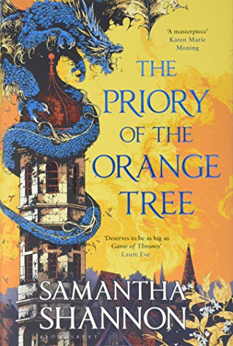 The Priory of the Orange Tree: THE NUMBER ONE BESTSELLER By Samantha Shannon