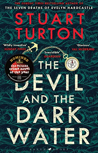 The Devil and the Dark Water By Stuart Turton