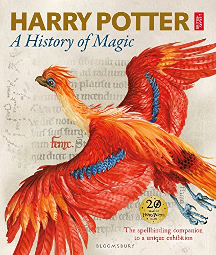 Harry Potter - A History of Magic von British Library