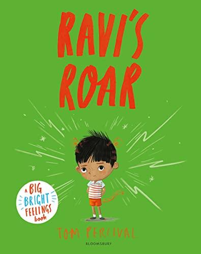 Ravi's Roar By Tom Percival