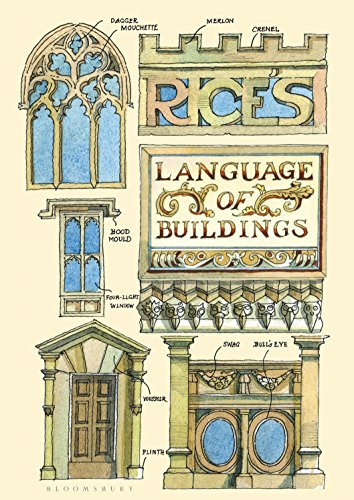 Rice's Language of Buildings By Matthew Rice