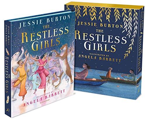 The Restless Girls By Jessie Burton