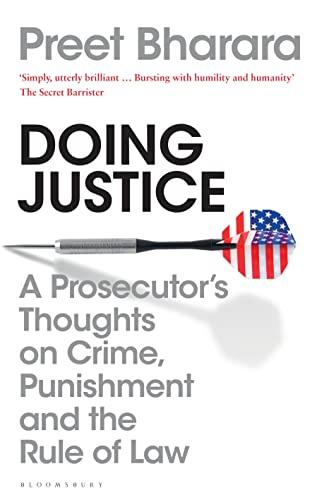 Doing Justice von Preet Bharara