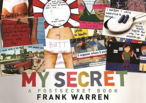 My Secret: A Postsecret Book by Frank Warren