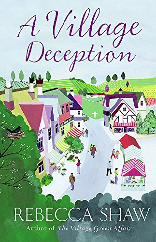 A Village Deception (TURNHAM MALPAS) By Rebecca Shaw