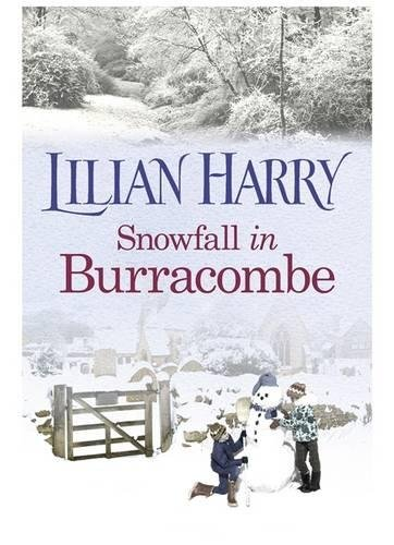 Snowfall in Burracombe by Lilian Harry