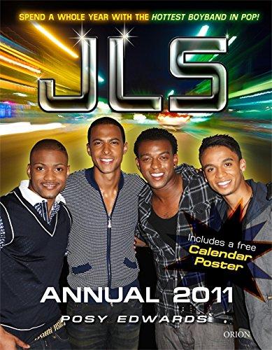 """JLS"" Annual By Posy Edwards"