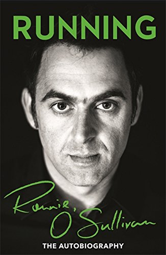 Running: The Autobiography by Ronnie O'Sullivan