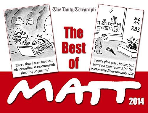 The Best of Matt: 2014 by Matt Pritchett