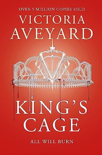 King's Cage von Victoria Aveyard