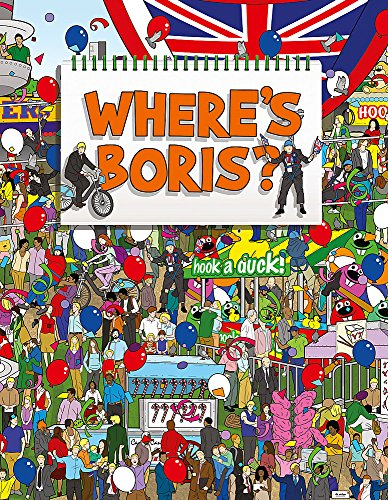 Where's Boris? by Various (Professor of Indian Ocean Studies, Curtin University, Australia)