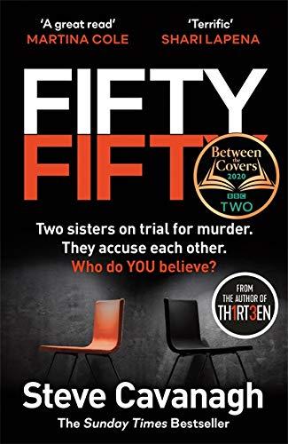 Fifty-Fifty By Steve Cavanagh