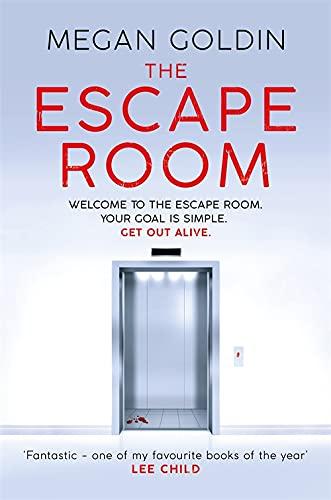 The Escape Room By Megan Goldin