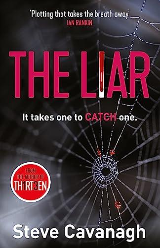 The Liar By Steve Cavanagh