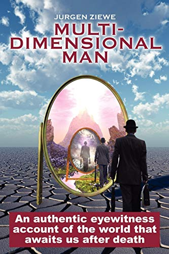 Multidimensional Man By Jurgen Ziewe