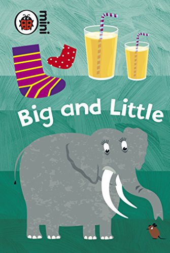 Early Learning: Big and Little By Mark Airs