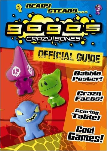 Gogo's Crazy Bones: Official Guide by