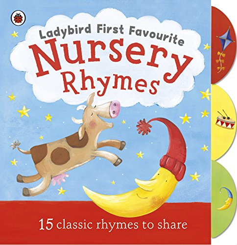 Ladybird First Favourite Nursery Rhymes by
