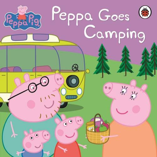 Peppa Goes Camping by