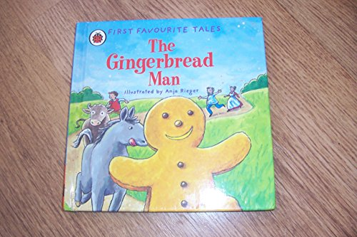 First Favourite Tales: Gingerbread Man By Ladybird