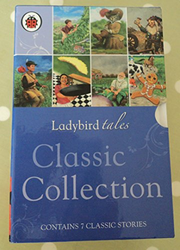 LADYBIRD TALES CLASSIC COLLECTION 7 BOOK SET By LADYBIRD
