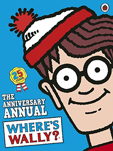 Where's Wally? Official Annual By Martin Handford