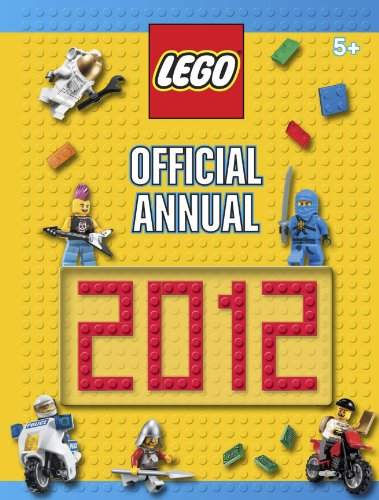 LEGO: The Official Annual 2012 By VARIOUS