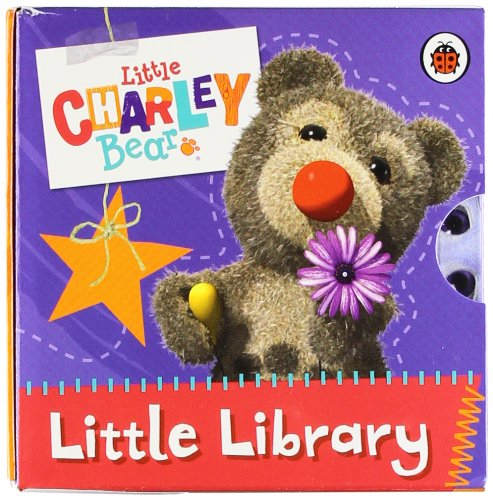 Little Charley Bear: Little Library By Unknown