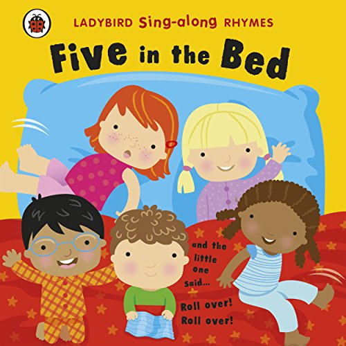 Ladybird Singalong Rhymes: Five in the Bed