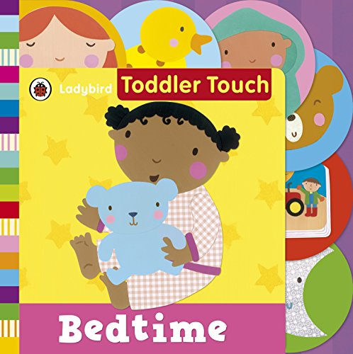 Ladybird Toddler Touch: Bedtime By Ladybird