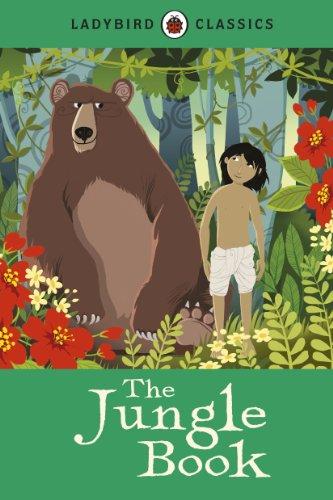Ladybird Classics: The Jungle Book By Rudyard Kipling