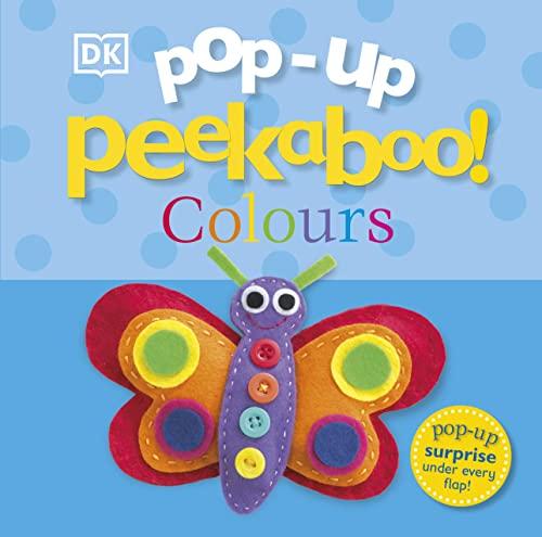 Pop-Up Peekaboo! Colours By DK