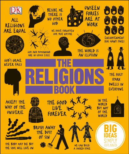 The Religions Book: Big Ideas Simply Explained by DK