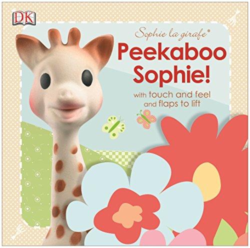 Sophie La Girafe: Peekaboo Sophie! by